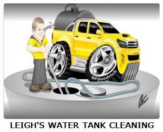 Leighs Water Tank Cleaning